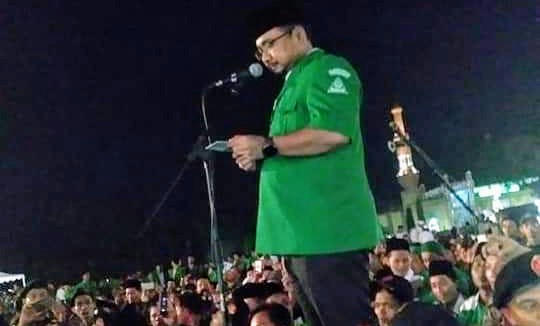 Ketua PW Ansor Jabar Yakin Gus Yaqut Sangat Faham Bagimana Mengelola Kementerian Agama