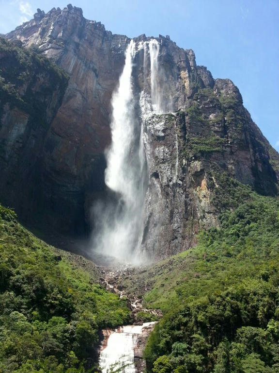 cascadas mas altas del mundo