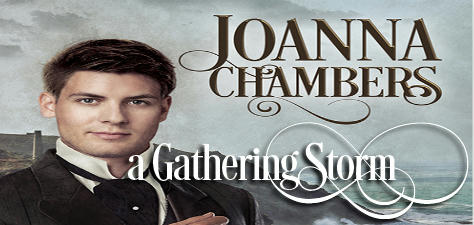 Joanna Chambers - A Gathering Storm Banner 1