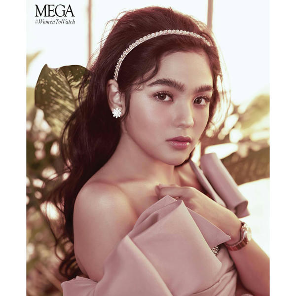 Andrea Brillantes for Mega Magazine