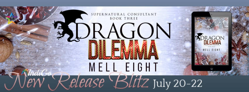Mell Eight - Dragon Dilemma RB Banner