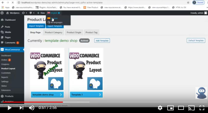 WooCommerce Customize Product Layout For WPBakery Page Builder (Visual Composer) - 4