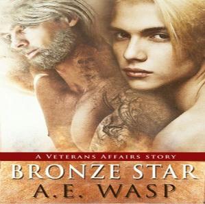 A.E. Wasp - Bronze Star Square