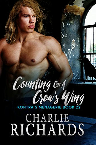 Charlie Richards - Counting on a Crow's Wing Cover