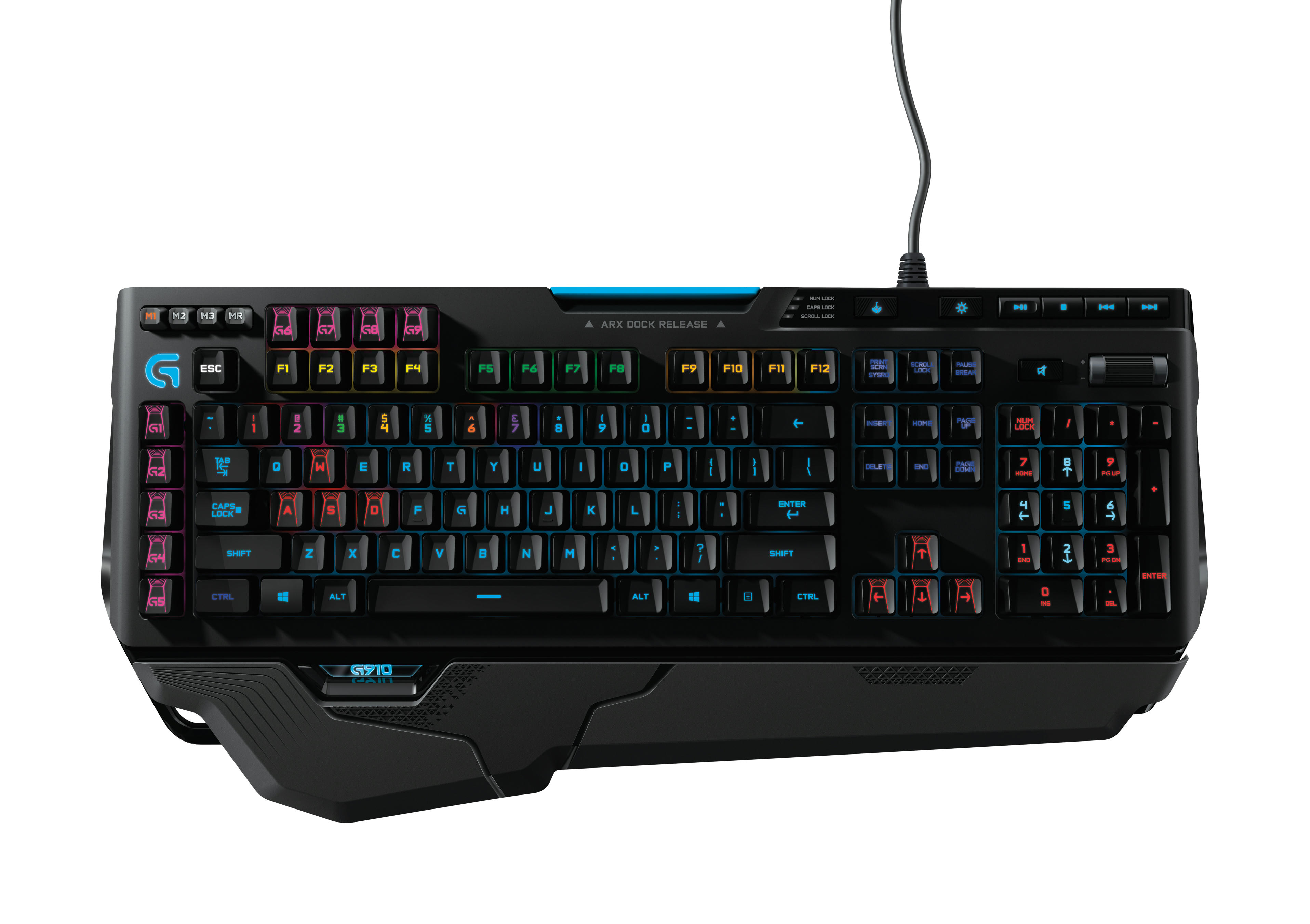 Logitech G910 Orion Spark - Romer-G Mechanical Switches 22