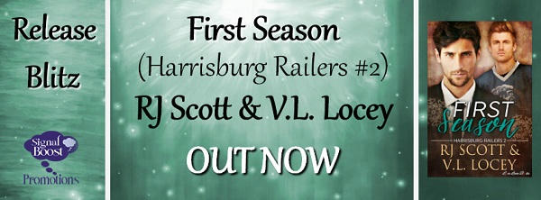 RJ Scott & VL Locey - First Season RBBanner