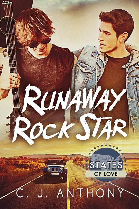 C.J. Anthony - Runaway Rock Star Cover