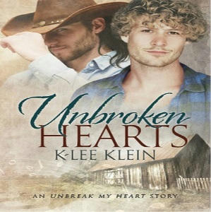K-lee Klein - Unbroken Hearts Square 1