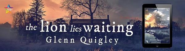 Glenn Quigley - The Lion Lies Waiting NineStar Banner