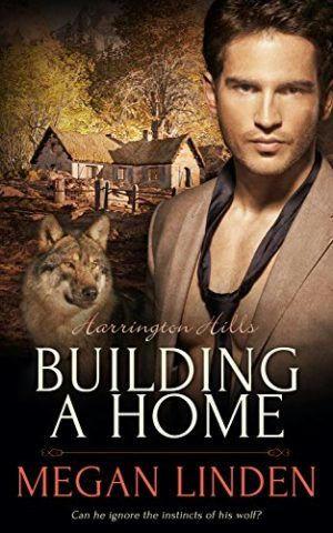 Megan Linden - Building A Home Cover
