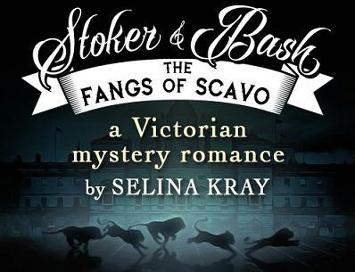 Selina Kray - The Fangs of Scavo Badge