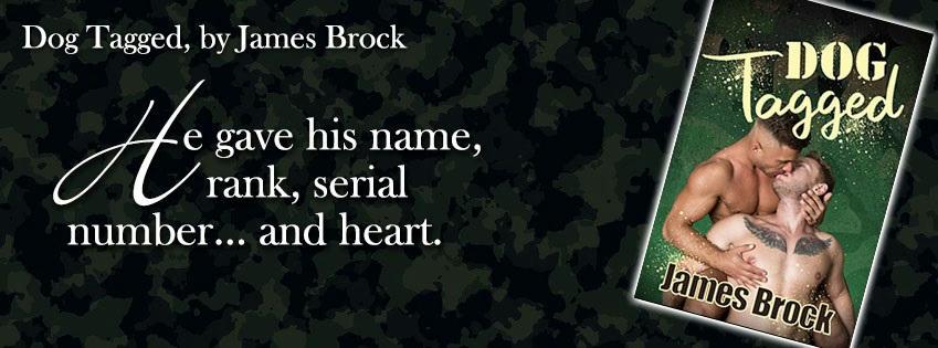James Brock - Dog Tagged Banner 2