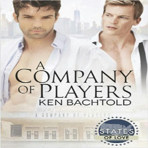 Ken Bachtold - A Company of Players Square