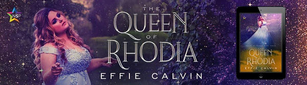 Effie Calvin - The Queen of Rhodia NineStar Banner