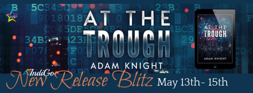 Adam Knight - At the Trough RB Banner