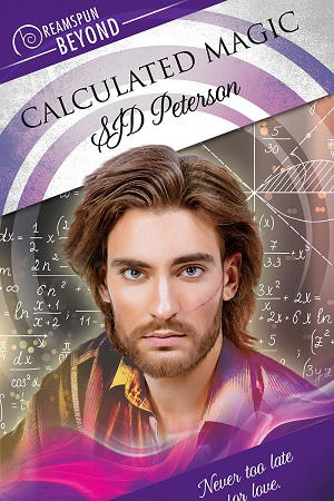 S.J.D. Peterson - Calculated Magic Cover