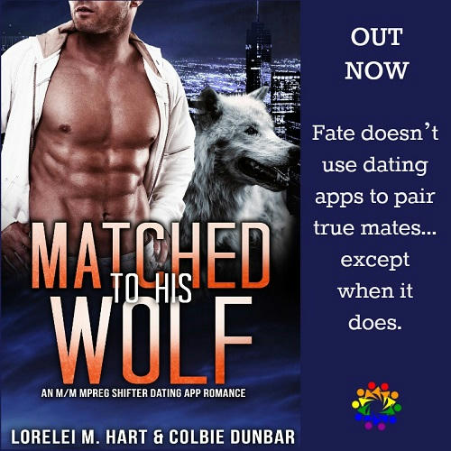 Lorelei M. Hart & Colbie Dunbar - Matched To His Wolf INSTAGRAM