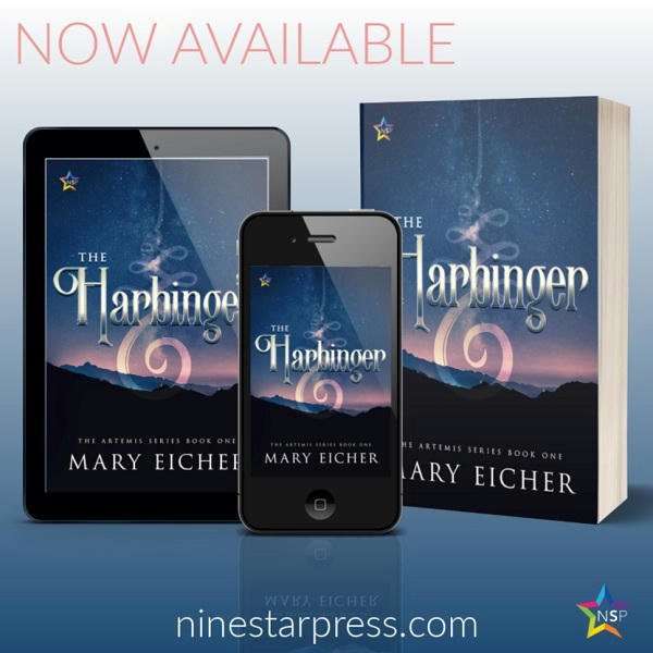 Mary Eicher - The Harbinger Now Available