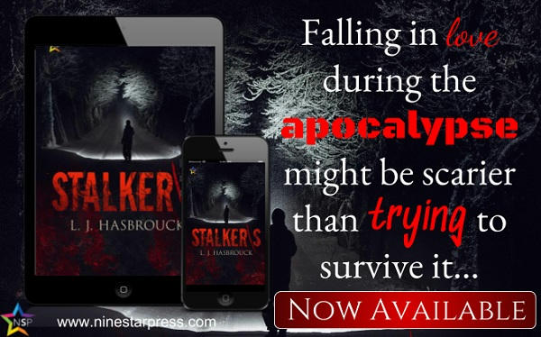L.J. Hasbrouck - Stalkers Now Available
