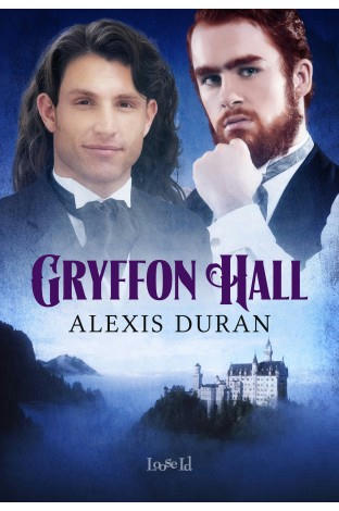 Alexis Duran - Gryffon Hall Cover