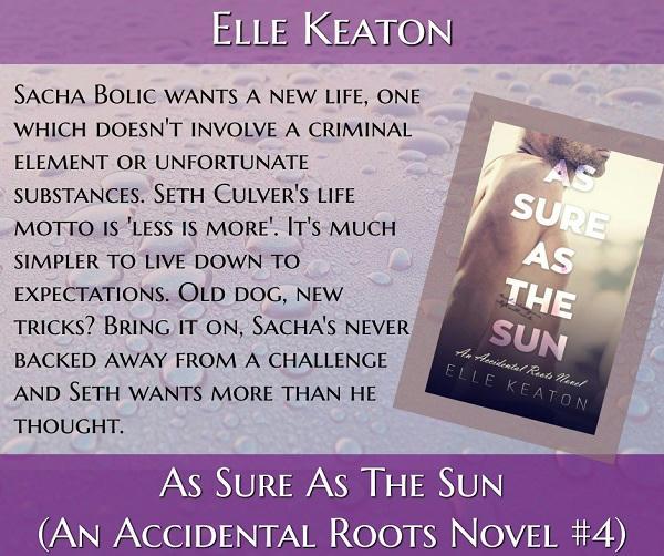 Elle Keaton - As Sure As The Sun Teaser