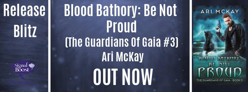Ari McKay - Blood Bathory Be Not Proud RBBanner