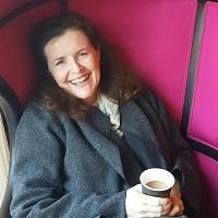 Ruth Clampett Author pic