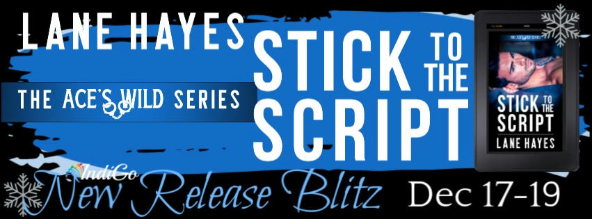 Lane Hayes - Stick to the Script Blitz Banner