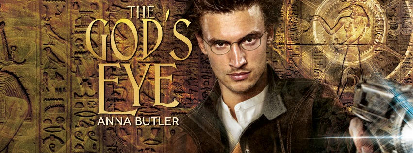 Anna Butler - The God's Eye Banner