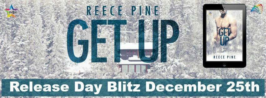 Reece Pine - Get Up Banner
