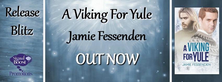 Jamie Fessenden - A Viking For Yule RBBanner