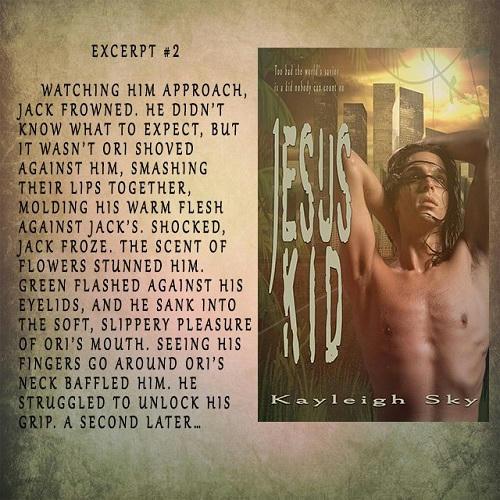 Kayleigh Sky - Jesus Kid Teaser 2