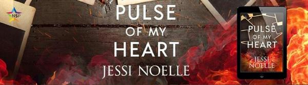 Jessi Noelle - Pulse of My Heart NineStar Banner