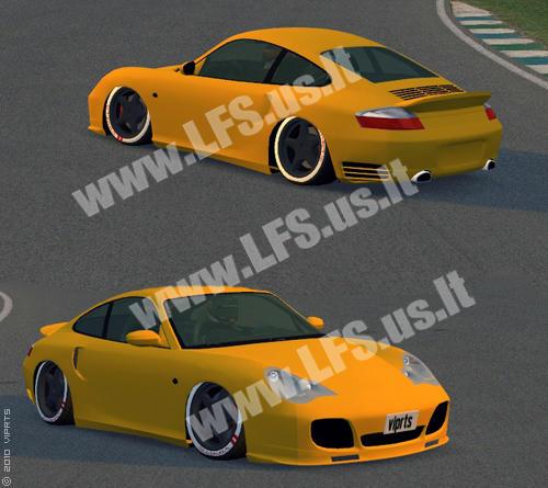 FZ - Porsche 911 Turbo