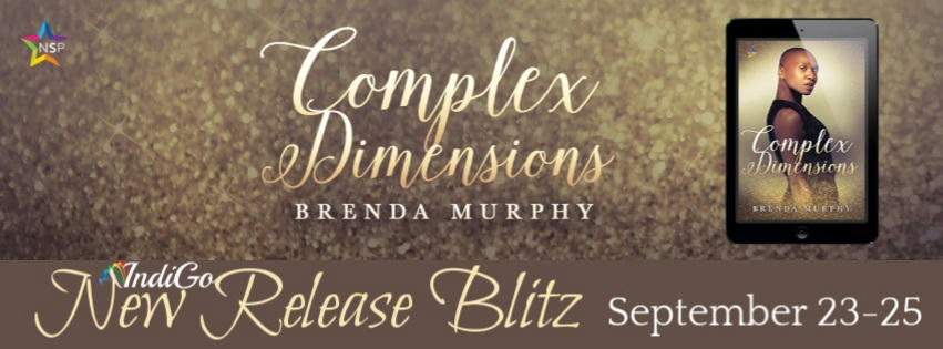 Brenda Murphy - Complex Dimensions RB Banner