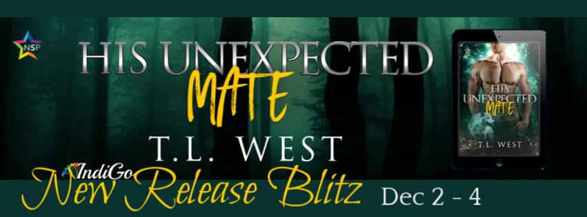 T.L. West - His Unexpected Mate RB Banner