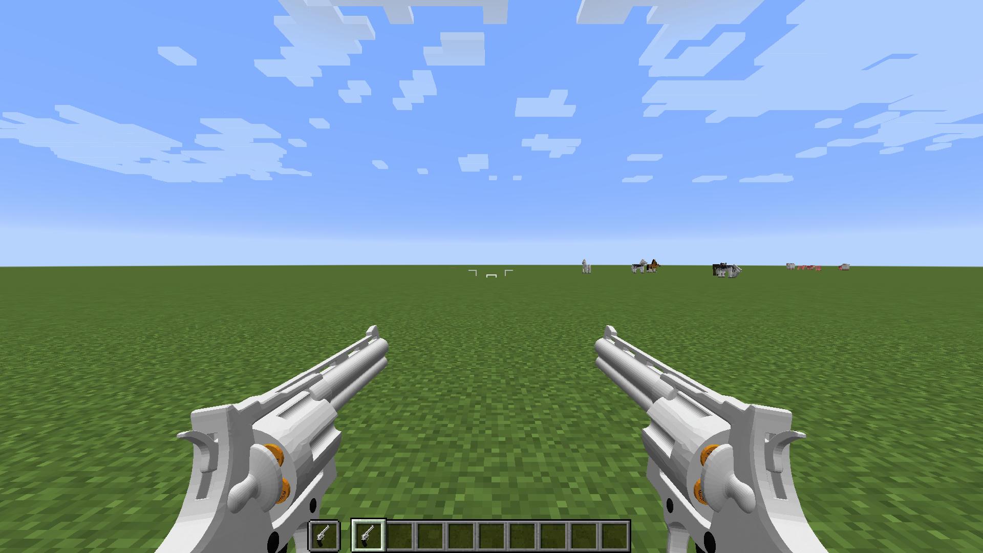 The Hunting Revolver