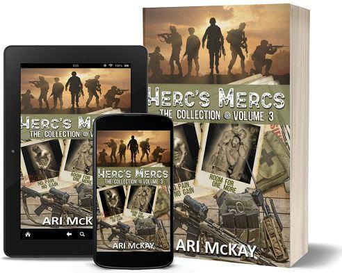 Ari McKay - Herc's Mercs VOL III 3d Promo