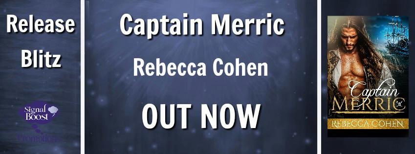 Rebecca Cohen - Captain Merric RBBanner
