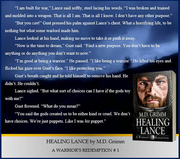 M.D. Grimm - Healing Lance Promo 3