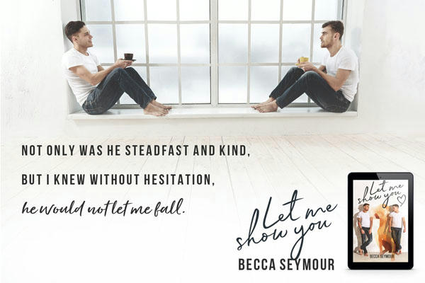 Becca Seymour - Let Me Show You MEME3