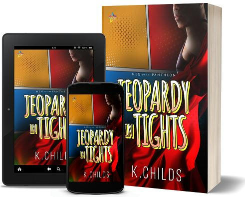 K. Childs - Jeopardy in Tights 3d Promo