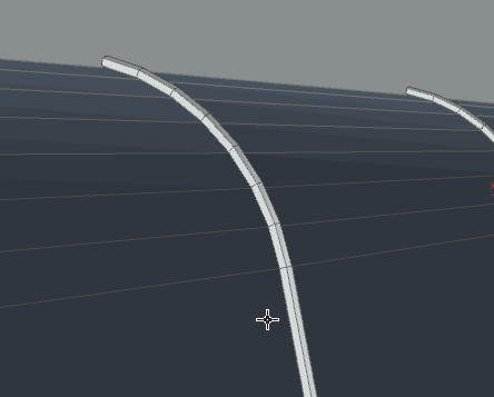 SPLines from objects