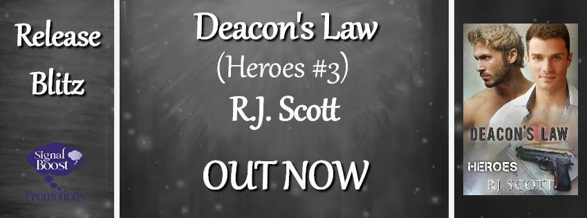 R.J. Scott - Deacon's Law RBBanner