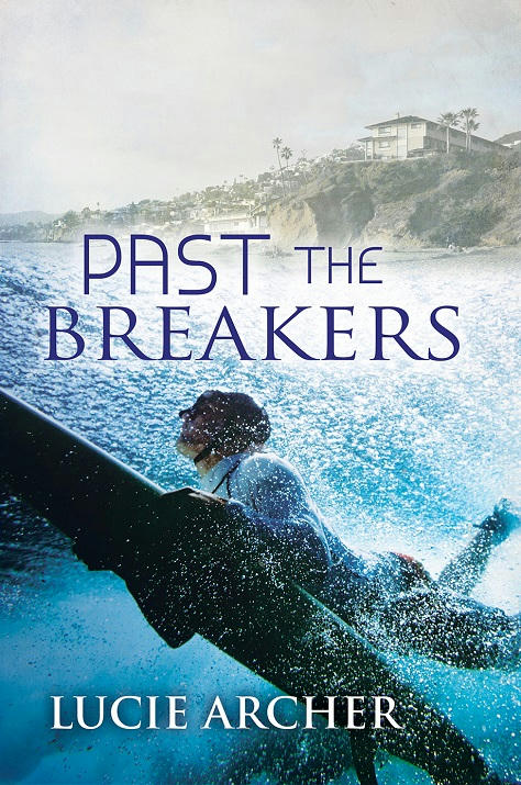 Lucie Archer - Past the Breakers Cover