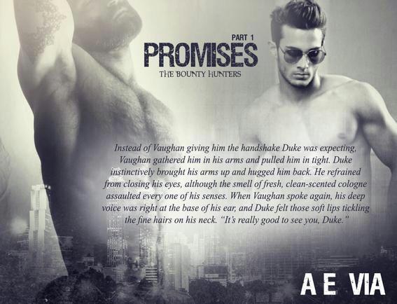 A.E. VIA - PROMISES PART 1 Promo