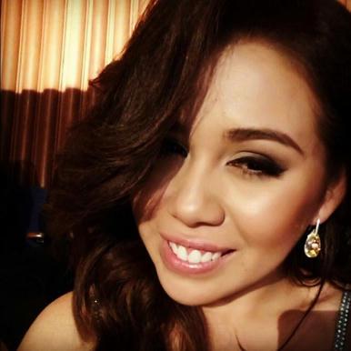 La actriz colombiana Yina Calderón se habría inyectado una substancia en la cara y habría sufrido deformaciones y afectación de su salud