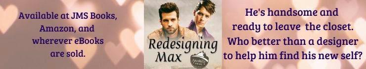 Pat Henshaw - Redesigning Max Banner 2
