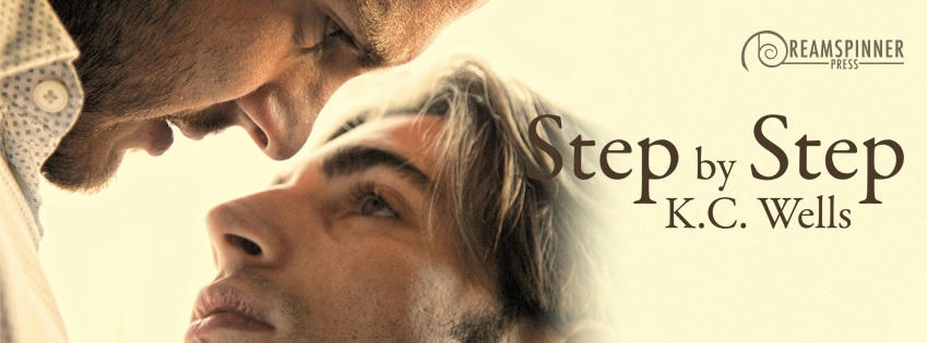 K.C. Wells - Step by Step Banner