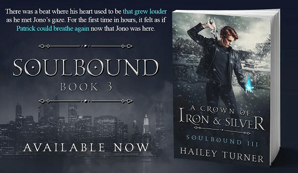 Hailey Turner - A Crown of Iron and Silver Promo 4
